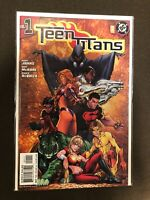 Teen Titans Comic Book #1 - DC Comics 2003 - A Kids Game - McKone/Johns    NM-MT