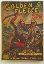 """""""Golden Fleece"""" February 1939 H. Bedford-Jones Cover/Story"""