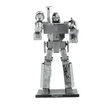 Metal Earth Laser Cut Steel 3D Model Kit Transformers Decepticon Megatron Model
