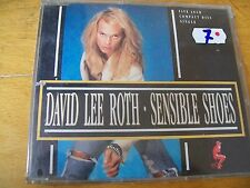 DAVID LEE ROTH SENSIBLE SHOES CD SINGOLO SIGILLATO CUT COVER