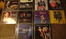 Lot of 10 Assorted Pop / Motion Picture Soundtrack CDs - Tina Turner Tom Jones +