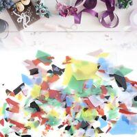 2Bags/pack 28g Confetti Glass Fusing Design Supplies DIY Jewelry Glass Pendants