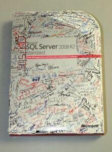 Microsoft SQL Server 2008 R2 Standard- Englisch - 10 Cal - ACADEMIC - 228-09176