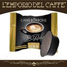 200 Capsule Cialde Caffè Borbone Don Carlo Oro compatibili Lavazza A Modo Mio