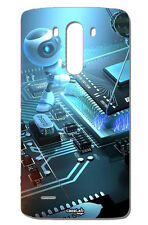 CUSTODIA COVER CASE COSTRUZIONE COMPUTER PER LG G3 D855 D850 4G LTE
