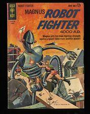 Magnus, Robot Fighter #3 VG 4.0