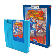 OFFICIAL Mega Man 2 - 30th Anniversary Classic NES Cartridge