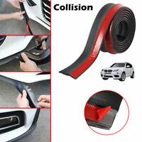 2.5M Universal Car Front Bumper Lip Skirt Splitter Body Trim Spoiler Protector