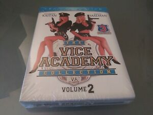 The Vice Academy collection Volume 2 ~ BRAND NEW ~ OOP ~ VERY HARD TO FIND