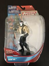 "DC Justice League Bane 5"" Figurine Mint condition on Card"