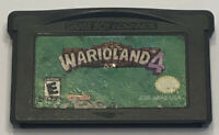Warioland 4 Nintendo GameBoy Advance GBA Cartridge Only