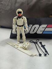 New listing Vintage Arah 1983 G.I.Joe Snow Job 100% Complete All Original Accessories No.