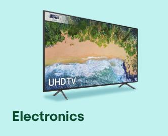 15% off Electronics