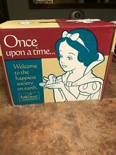 Snow White Disney Collectors Society Complete Kit Vintage Rare