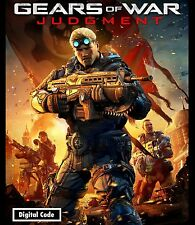 Gears Of War Judgement Game Xbox 360 Xbox ONE Quick☞ ✉︎ Digital Code Delivery!