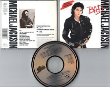 Michael Jackson CD BAD 1987 Japan for Europe EPC 450290 2 Matrix DIDP-10645 21A1