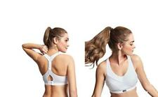 Royce Sports Bras Impact Free Flex Fit Wire Free Bra Sports 8020 Womens White