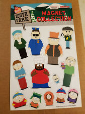 South Park 14 Pc Cast Magnet Set Awesome TV Cartoon Comedy Central
