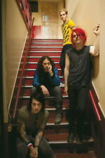 """12 My Chemical Romance - American Rock Band Music Star 24""""x36"""" Poster"""