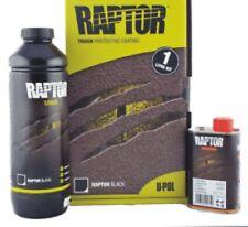 U-POL RAPTOR Tintable Tough Durable Waterproofing 1001 uses 1 Litre