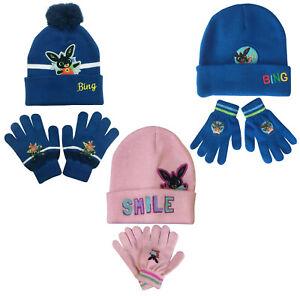 Bing Hat & Gloves Set