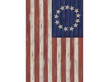 Country new BETSY ROSS FLAG outdoor garden flag / for smaller flag poles