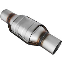 3'' (inch) 200 Cell High Flow Performance Catalytic Converter Metal Core Cat