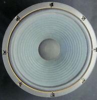 Fisher Audio Lab Sanyo Japan 12 Inch Woofer SC80674 For AL 312 Speaker 1 Vintage