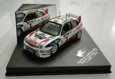 SKID TOYOTA COROLLA WRCCORSICA 1999 SAINZ scala 1:43