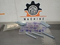 """Lee Spring LE063E 11M 4.5"""" Long Springs New Old Stock (Lot of 9)"""
