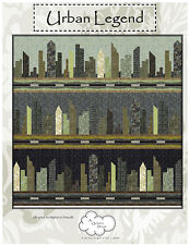 Quilt Pattern ~ URBAN LEGEND  ~ by A Quilter's Dream