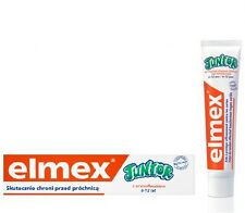 2 x Elmex Junior  6-12 years 75 ml