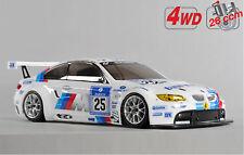 FG Modellsport # 158180 4 DEO 530 chassis NON peint BMW M3 26 ccm NON RTR