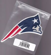 "New England Patriots Jersey Patch 5 1/2"" Iron On Sew Hoodie Jacket High Quality"