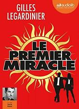 Gilles LEGARDINIER**Le premier miracle*LIVRE AUDIO 2 CD-MP3*13h41*NEUF sous FILM