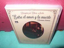 entre el amor y la muerte - scola - antonelli -  dvd