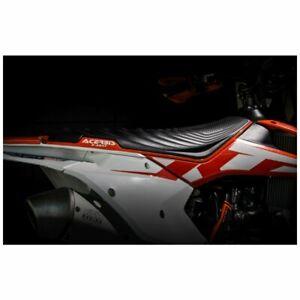Selle X-Siège Racing Hard Noir T.10 ACERBIS KTM 350 Sxf 4T 2016-2018