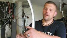 Laufrad Einspeichen Umspeichen Zentrieren Fahrradfelge E-Bikemotor Getriebenabe