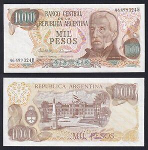 Argentina 1000 pesos 1976 (83) FDS/UNC  A-06