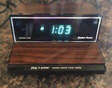 RadioShack 61-2679A Plug'n Power Remote Timer Program Center Vintage