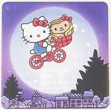 New Universal Studios Sanrio Hello Kitty E.T. Ceramic Coaster