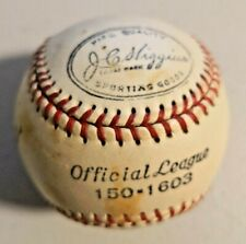 Vintage Official League Baseball 150-1603 J. C. Higgins Rare