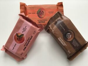 The Body Shop Soap 100g. New Sealed
