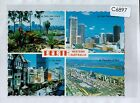 C6897cgt Australia WA Perth London Court Skyline NCV Multiview postcard