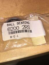 Ball Bearing 6200 2RS