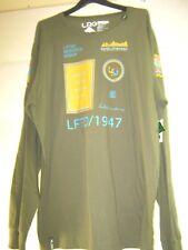 LRG - Olive Long Sleeved Shirt  - Underground Inventive Overground Effective NWT