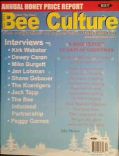 BEE CULTURE Interviews Beekeepers 12 Days of Christmas 12/14 FREE SHIPPING