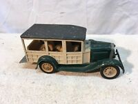 Vintage Hubley Die Cast Metal Toy Car Rat Rod Wagon  LANCASTER,PA. Parts Repair