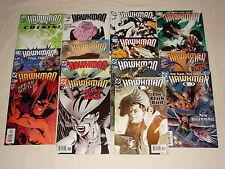 Hawkman DC 2002 26, 27, 28, 33, 34, 35, 42 to 49 Hawkgirl, Byrne Gray Palmiotti
