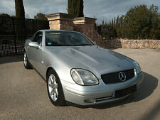 Mercedes SLK 200  R170 Cabrio Roadster AMG Style 1. Hand  Mallorca Spanien Spain